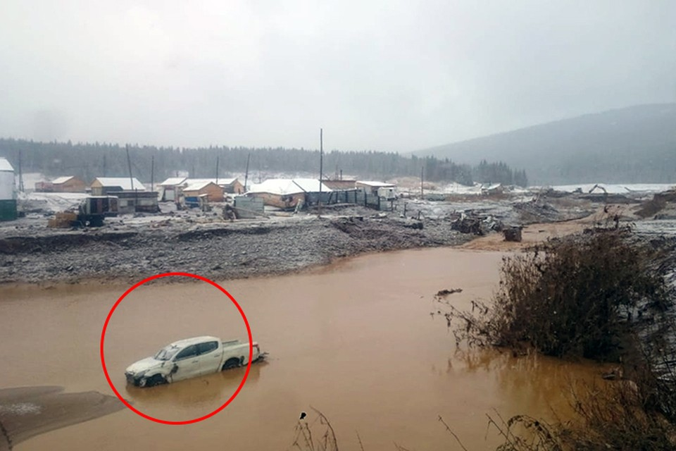 Машина Андрея Еганова