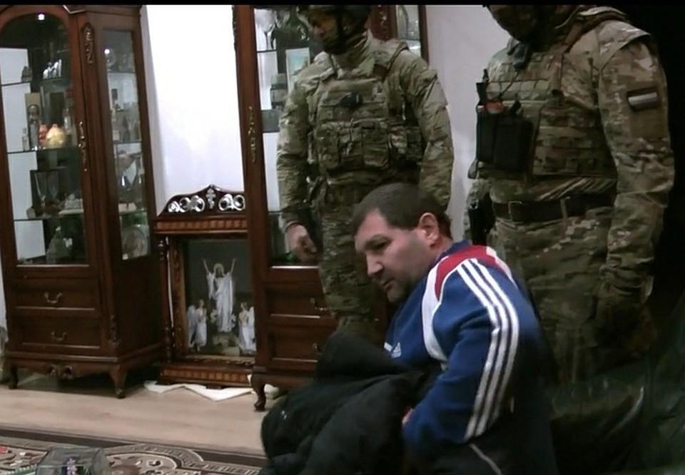Константина Найбауэра задержали в коттедже под Красноярском Фото: стопкадр с видео