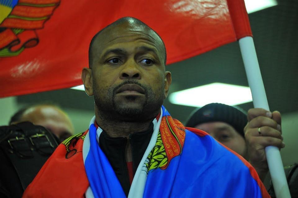 Рой Джонс проведет в Иркутске тренировку для боксеров.