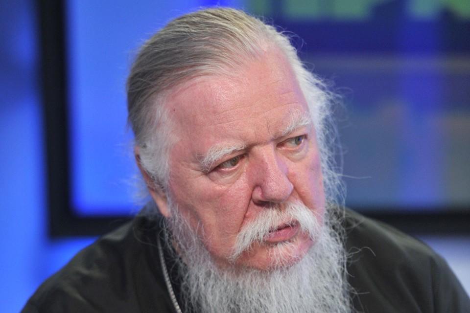 Отец Димитрий Смирнов в гостях у Радио «Комсомольская правда»