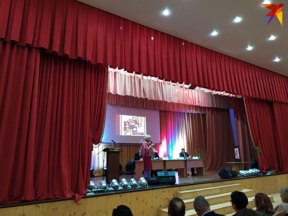 В Дергачах состоялось выездное заседание коллегии министерства культуры