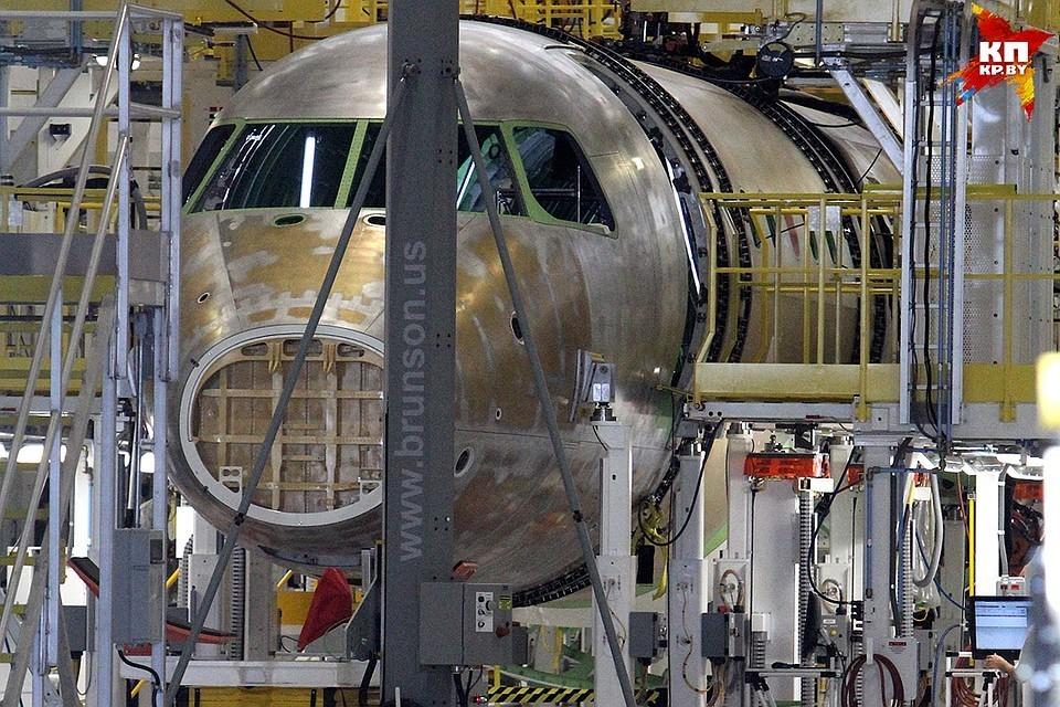 Эмбрайер крупнейший производитель гражданских и военных самолетов