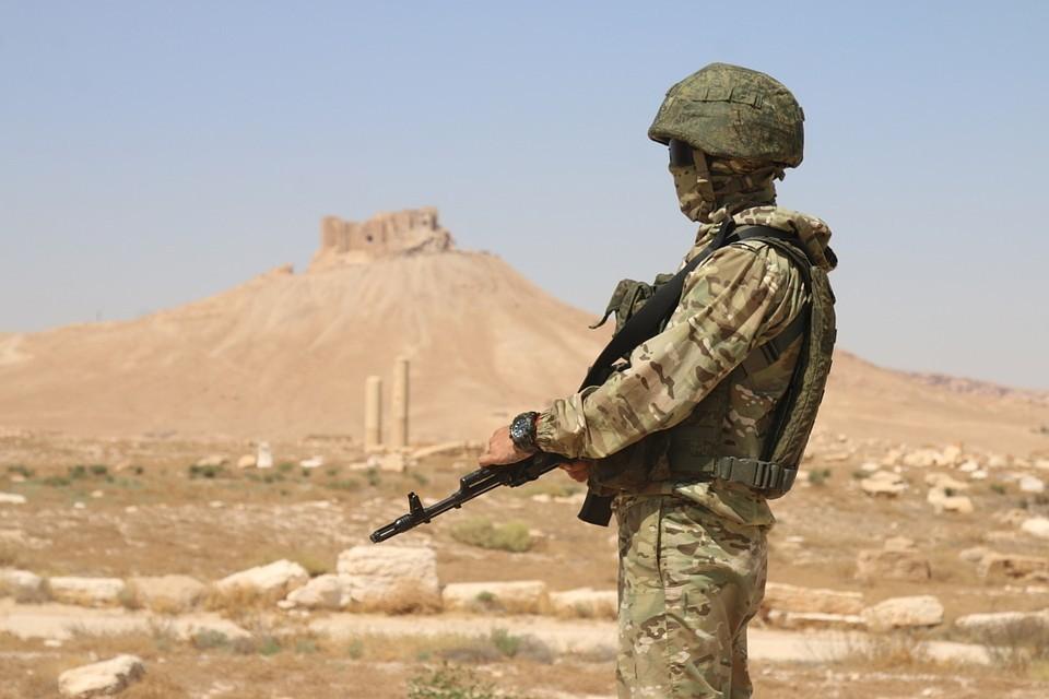 В Сирию прибыло 300 российских полицейских для отвода курдов-террористов от границ с Турцией