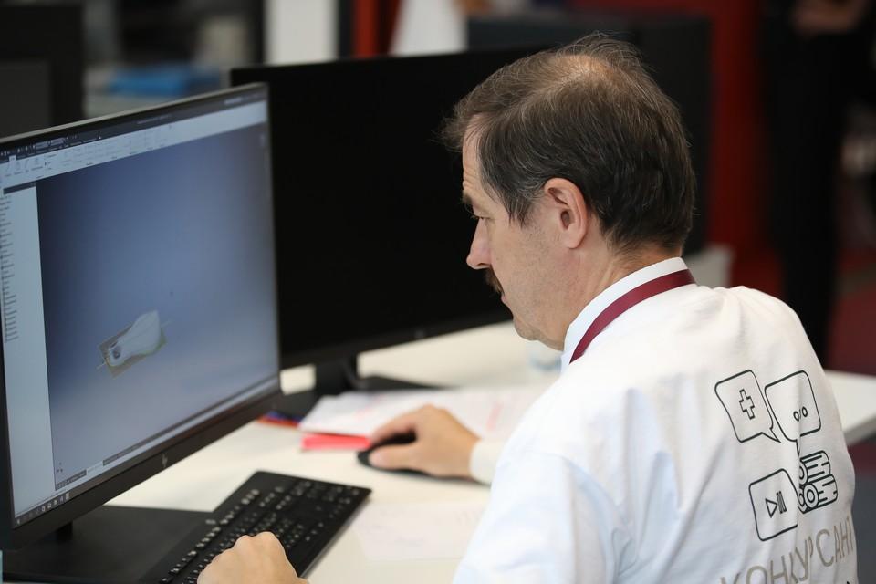 У многих «студенток», изучающих графический дизайн, до начала обучения даже компьютера не было.