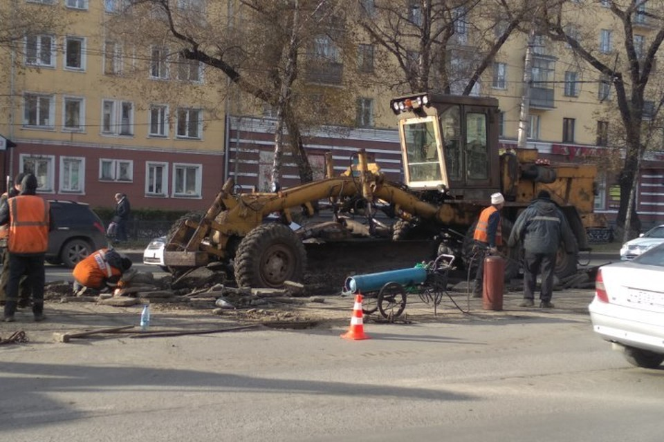 Из-за ремонта на Металлургов новокузнецкий транспорт будет ездить по-другому