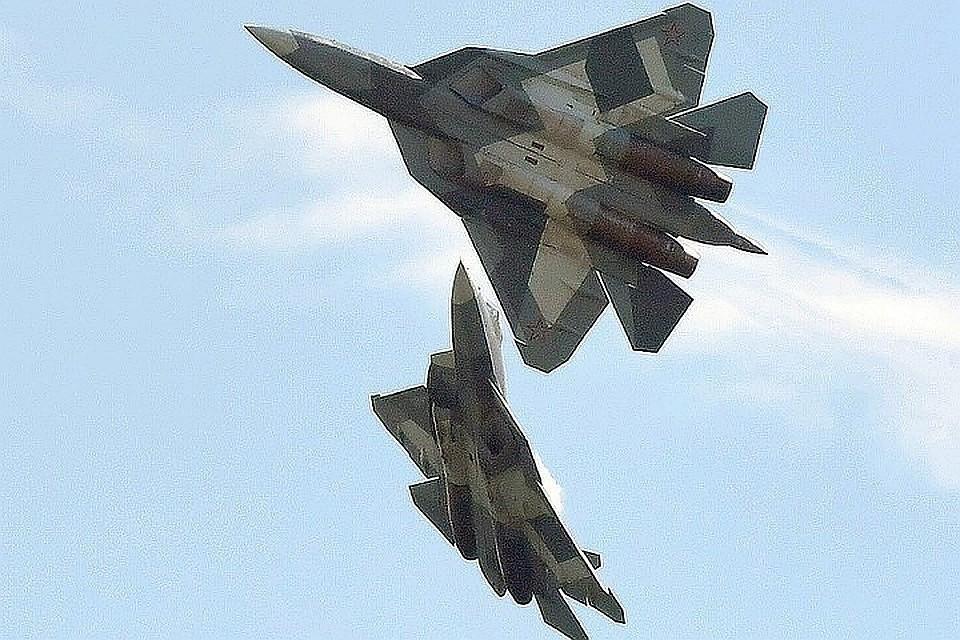 Су-57 во многом превосходит аналоги