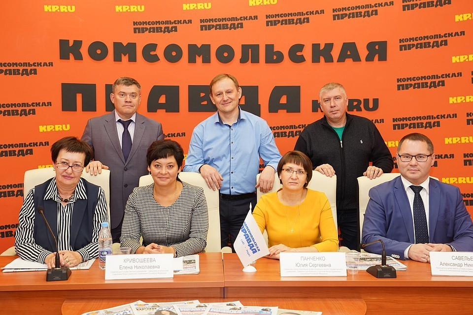"""В пресс-центре """"Комсомолки"""" эксперты обсудили актуальные вопросы социального страхования"""