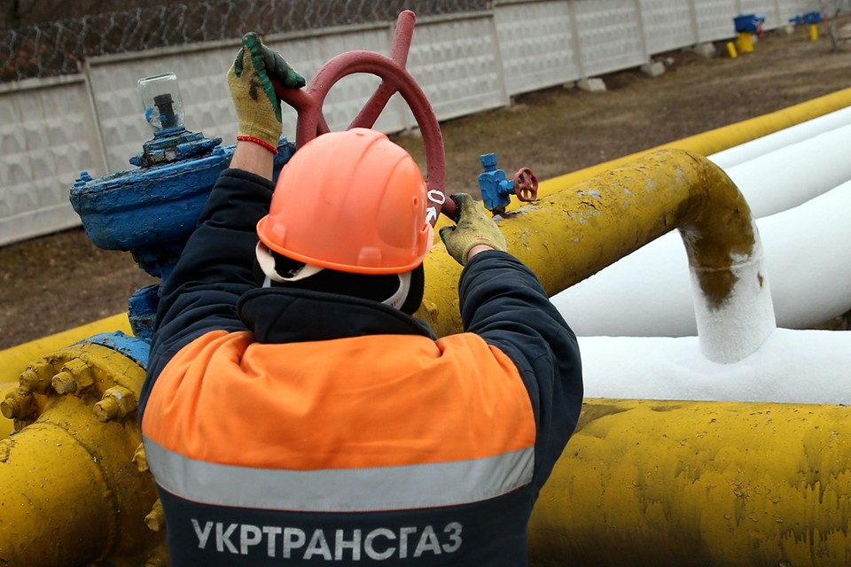 Украина делает все, чтобы «труба» превратилась в груду металлолома. Фото Валерий Шарифулин/ТАСС