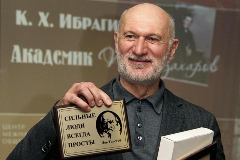 Писатель Канта Ибрагимов