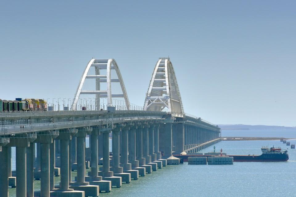Фото: Инфоцентр Крымский мост