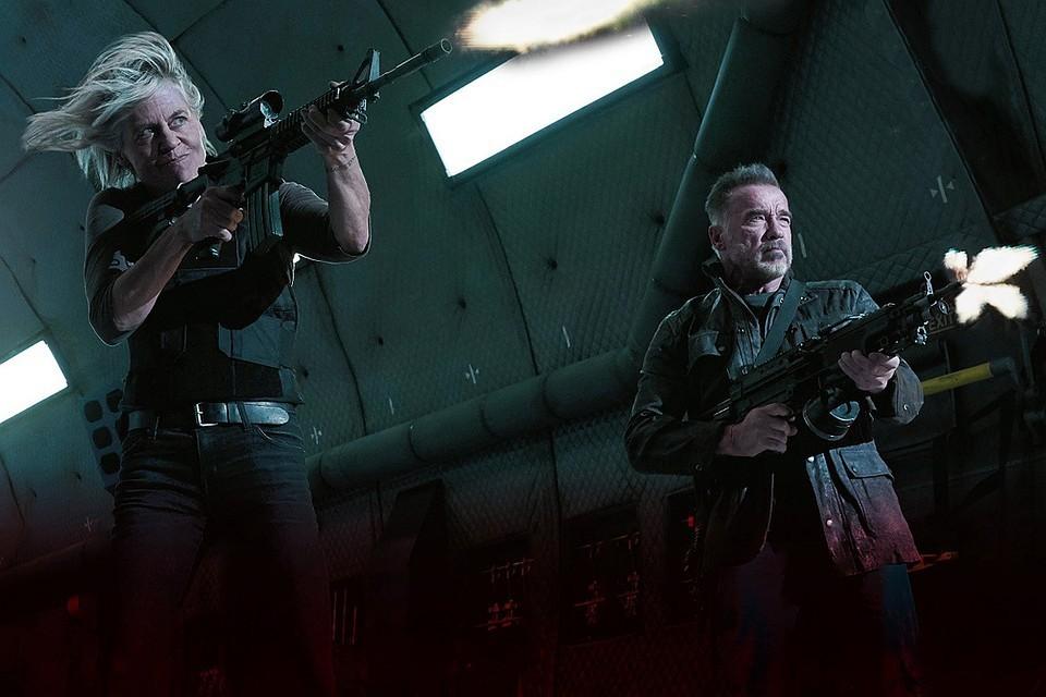 На экраны выходит боевик «Терминатор. Темные судьбы»