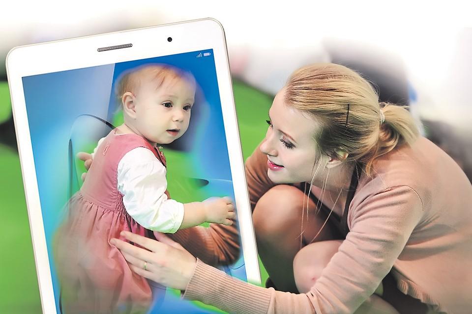 Смартфоном можно не только фотографировать малыша, но и пользоваться как умным калькулятором для расчета пособий.