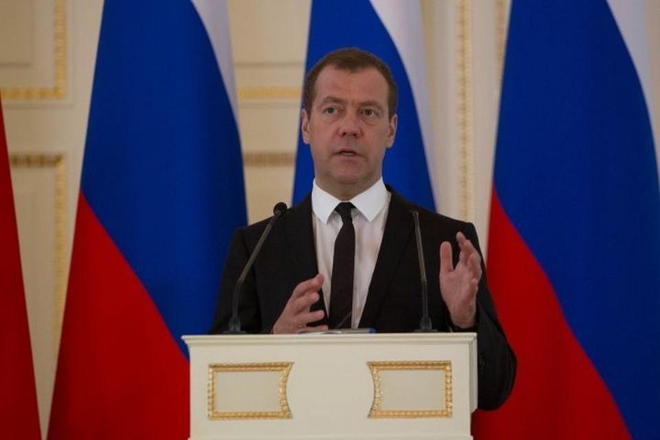 Дмитрий Медведев проведет рабочее совещание в Новосибирске.