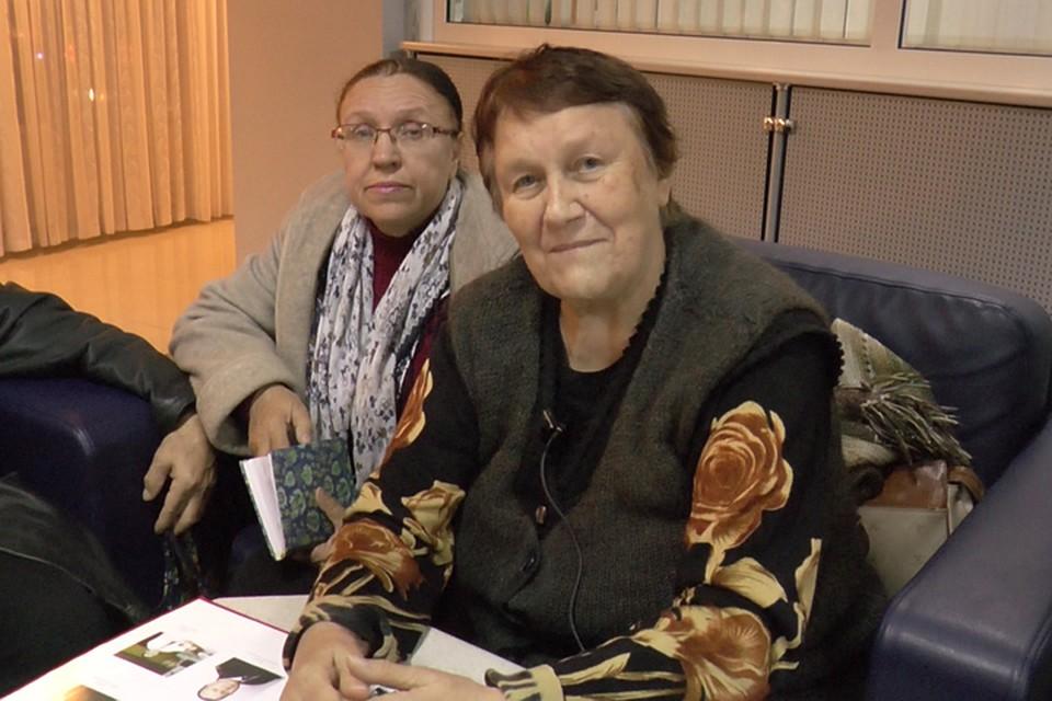 Помощь Альберта Авдоляна вернула Светлане Пшенниковой веру в людей. Фото: кадр видео.