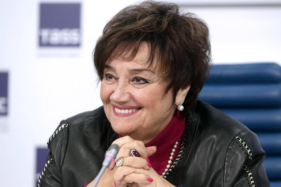 Тамара Синявская. Фото Владимир Гердо/ТАСС