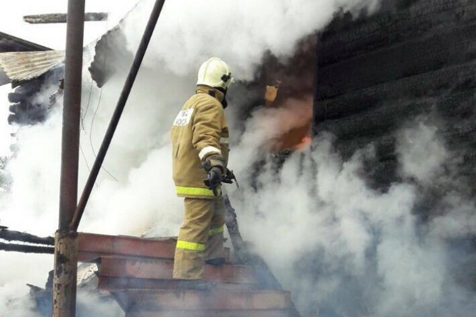 Печальную статистику по смертности на пожарах озвучили в Хабаровском крае
