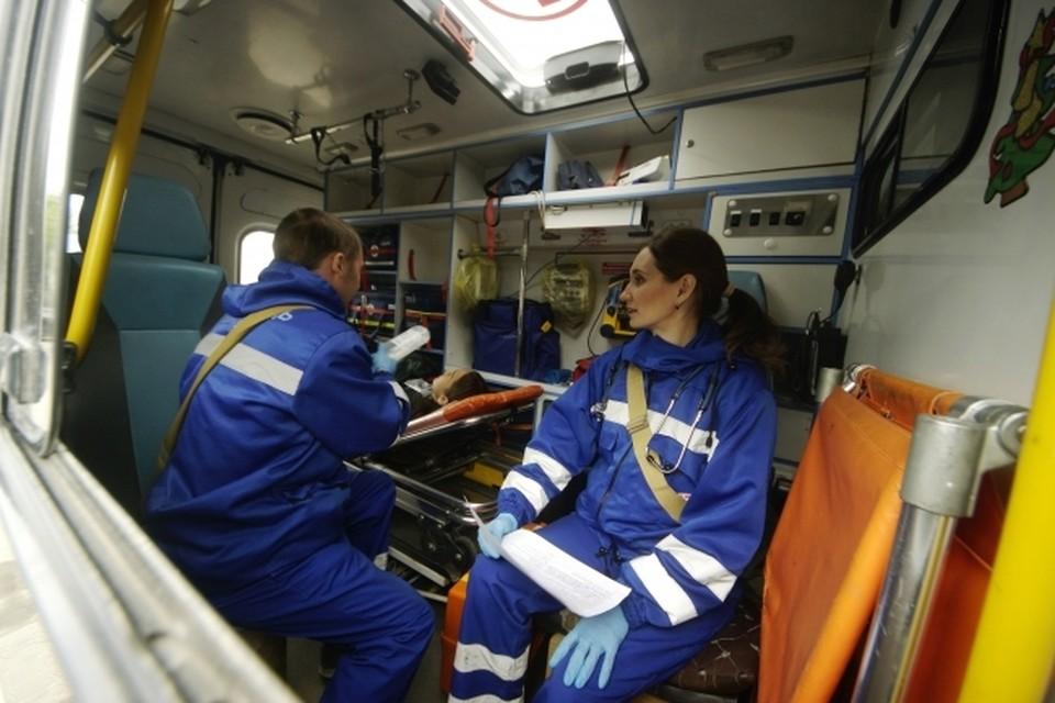 В среднем, ежедневно на Сыктывкарскую станцию скорой помощи поступает до 300 вызовов