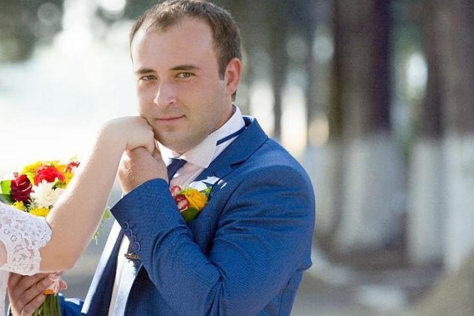 О том, где может находиться Александр Пономаренко, родные не знают. Фото: личный архив.