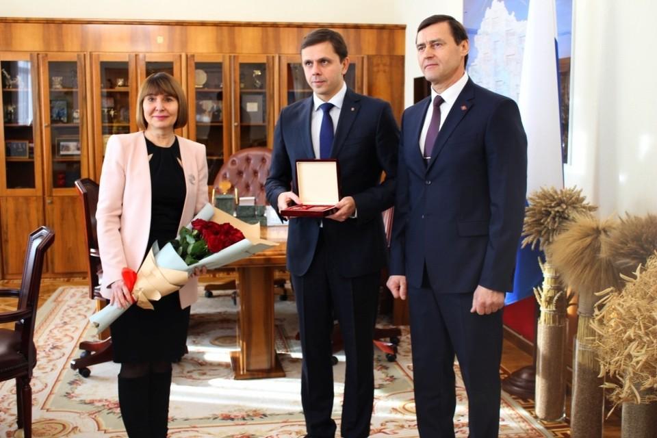 Фото пресс-службы Губернатора Орловской области
