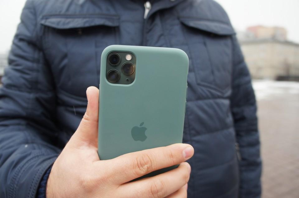 В смартфоне за 100 тыс. руб. проблемы с герметичностью и камерой