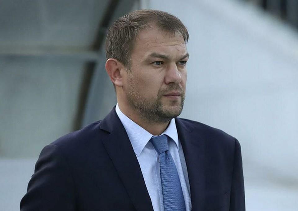 Александр Крестинин остался доволен игрой подопечных.