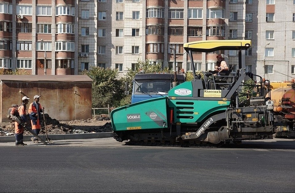 Компании очень хотели заняться ремонтом дорог