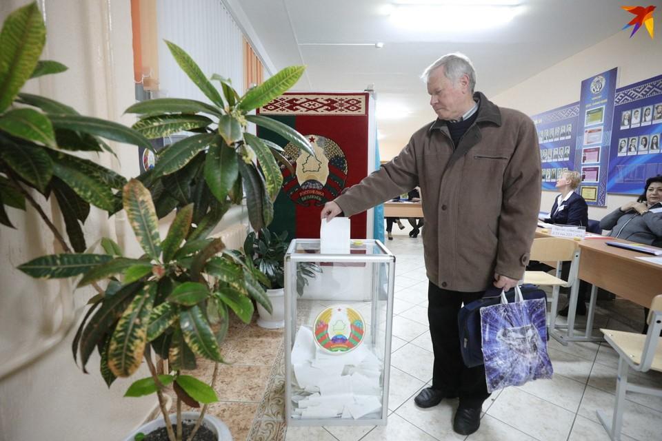 Парламентские выборы прошли спокойно, но не без жалоб.