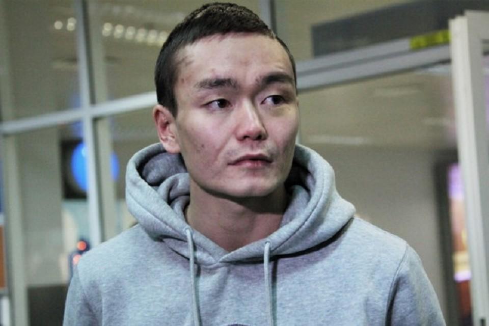 На чемпионате Егоров провел пять боев.