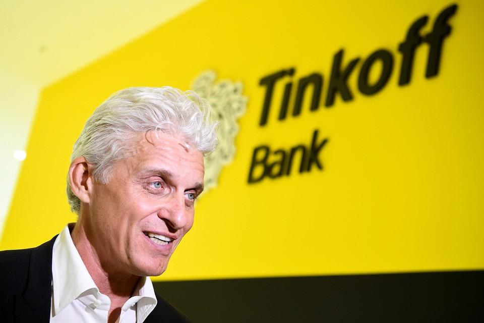 Олег Тиньков. Фото: Донат Сорокин/ТАСС