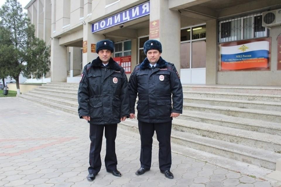 Фото: пресс-служба ГУ МВД РФ по Краснодарскому краю