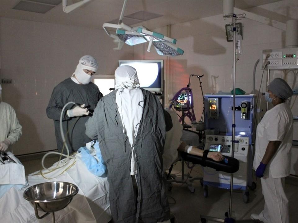 Фото: пресс-служба министерства здравоохранения Забайкальского края.