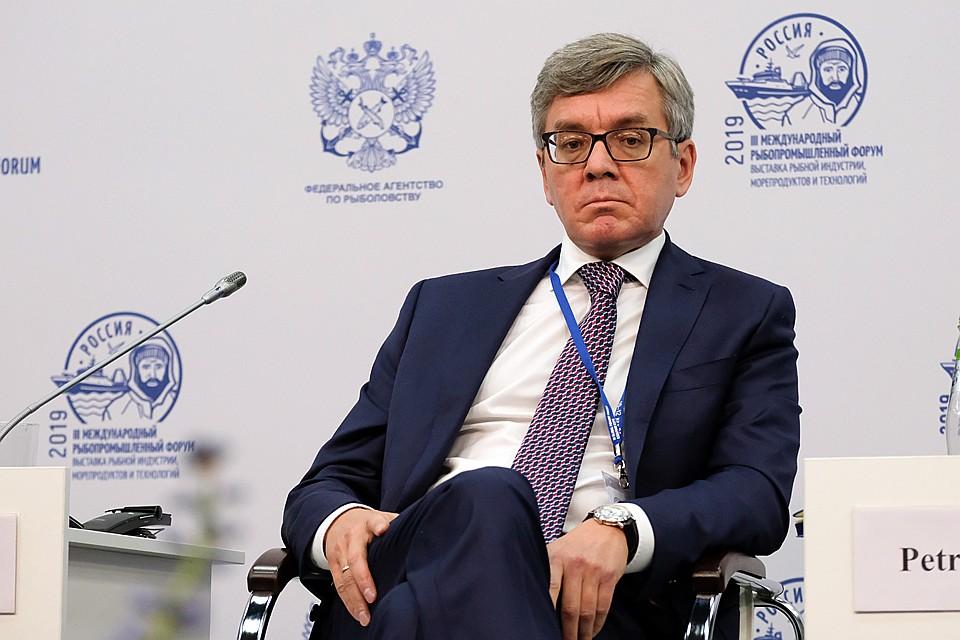 Президент ВАРПЭ Герман Зверев Фото: Олег ЗОЛОТО