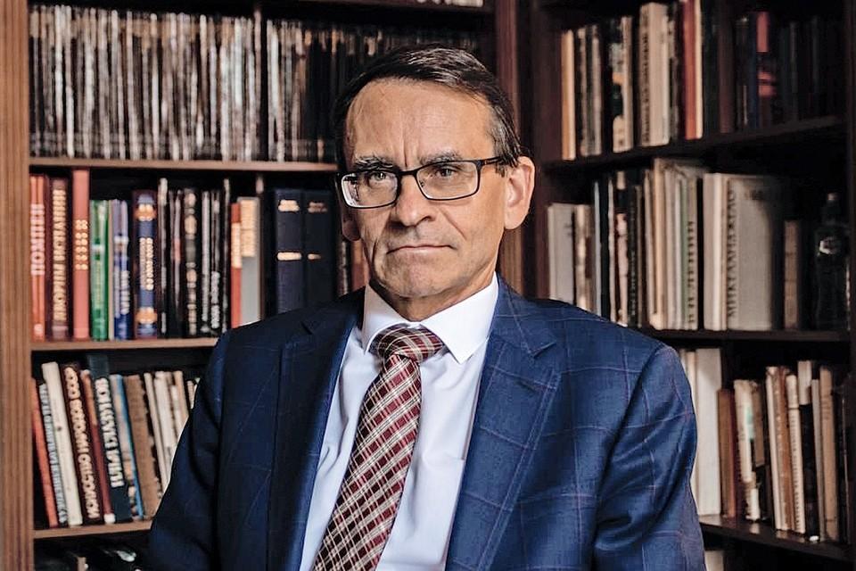 Ректор Российского университета транспорта (МИИТ) Александр Алексеевич Климов