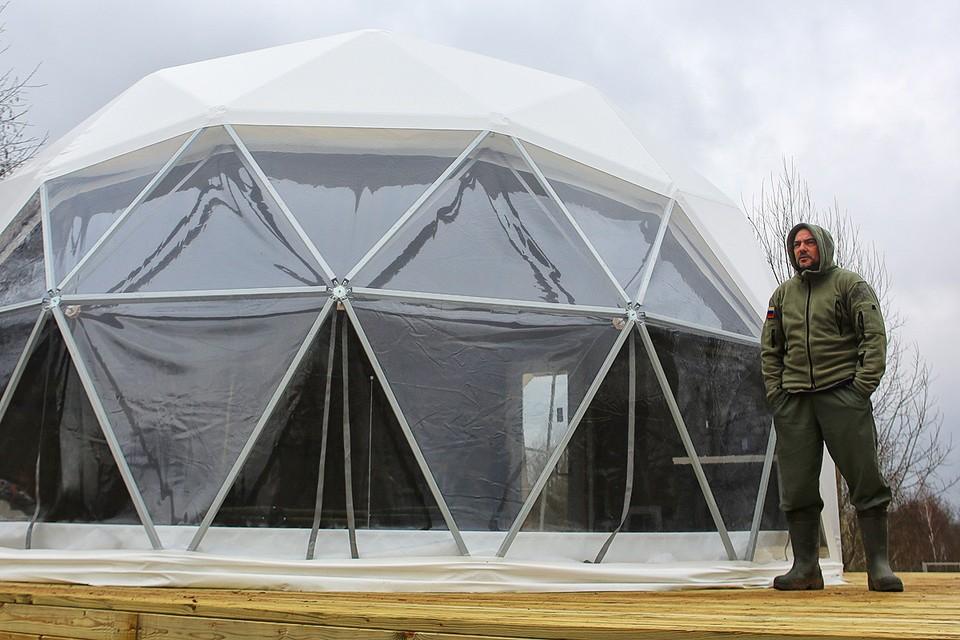 Как я за неделю построил космический дом по цене «Лады Калины»!