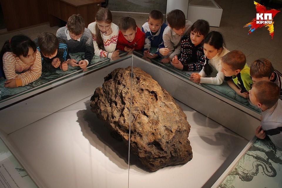 Метеорит упал под Челябинском 15 февраля 2013 года