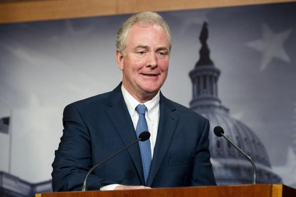Сенатор-демократ от штата Мэриленд Кристофер Ван Холлен