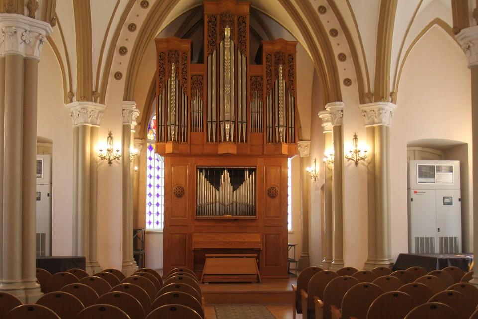 Байкальская токката 2019: иркутяне два дня смогут бесплатно наслаждаться органной музыкой