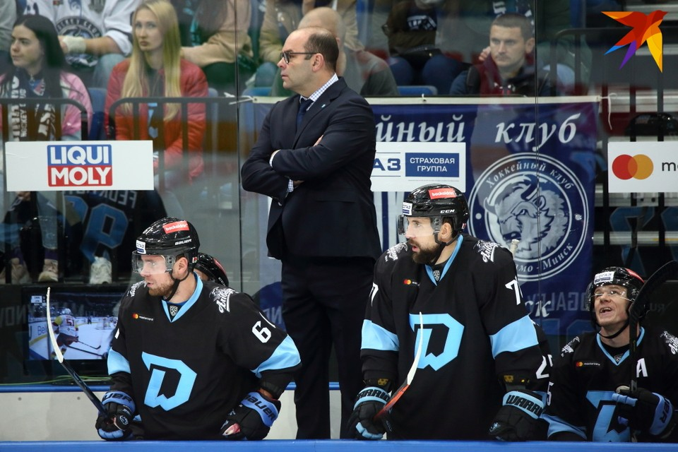 """Крэйг Вудкрофт все еще верит, что """"Динамо"""" сможет попасть в плей-офф КХЛ сезона 2019/2020."""