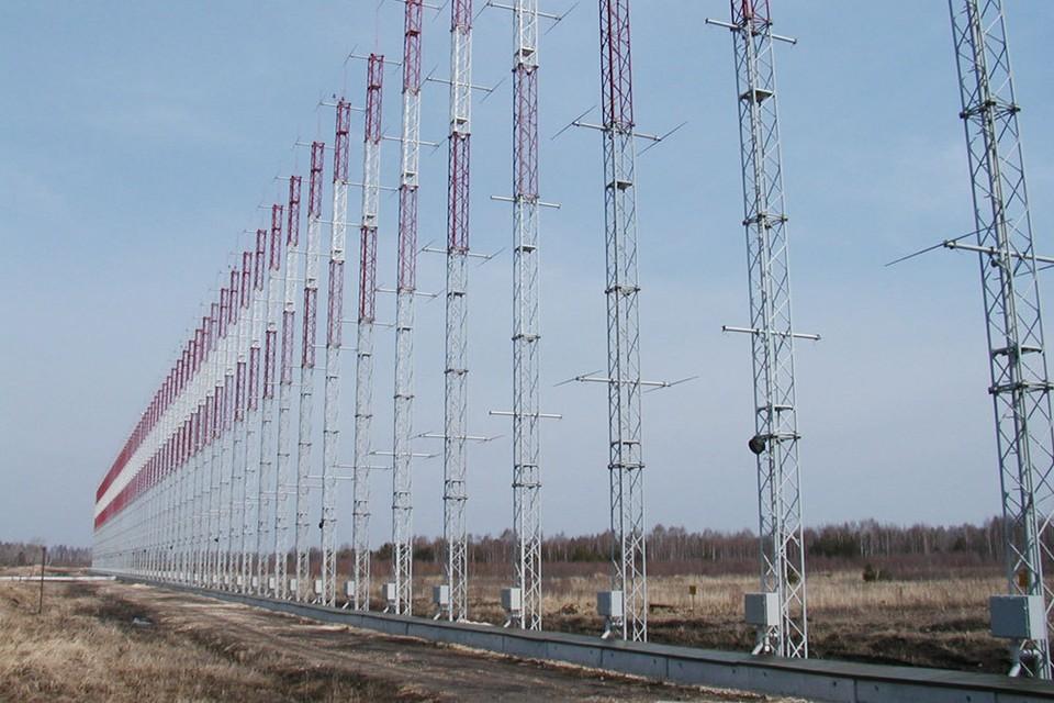 """В Мордовии на боевое дежурство заступила первая радиолокационная станция """"Контейнер"""""""