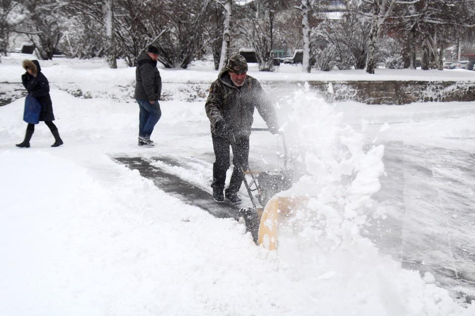 Прогноз погоды на 2 декабря в Иркутске: снег и ветер до 10 м/с