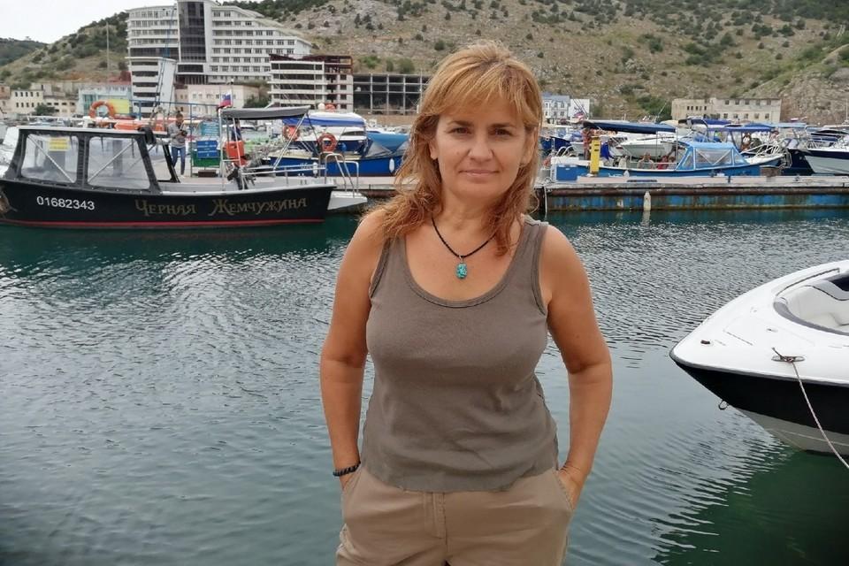 52-летняя Галина Коваленко решила примерить на себя роль содержанки.