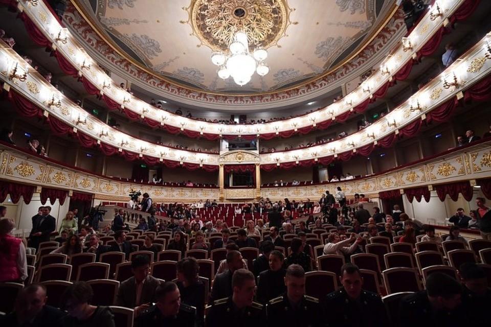 Кубанцы не сильно жалуют театральное искусство