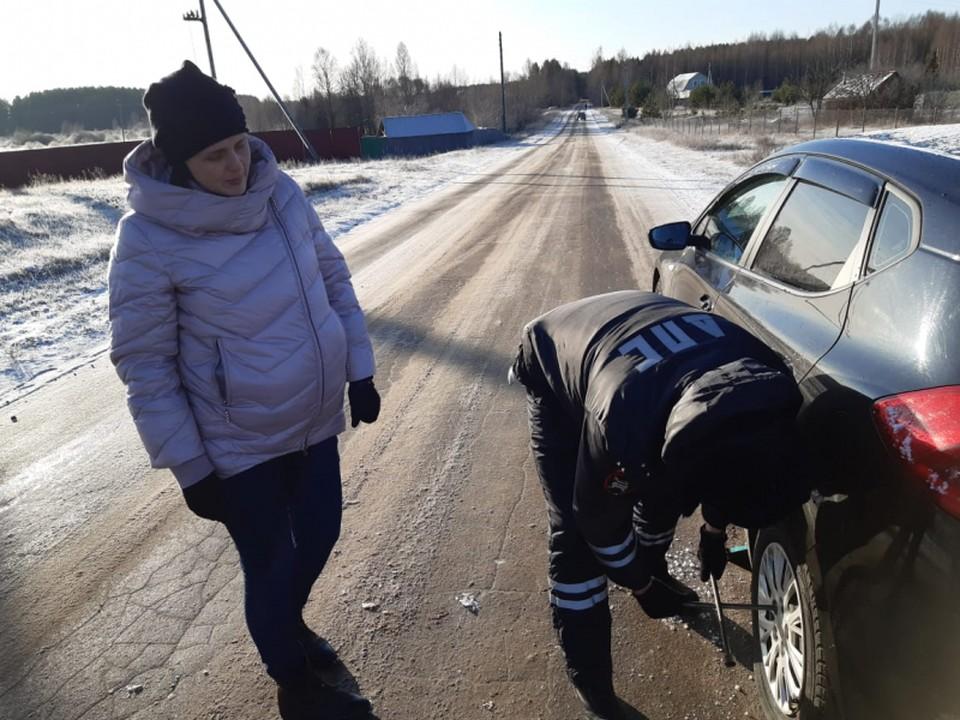 Фото: Пресс-служба УГИБДД УМВД России по Рязанской области.