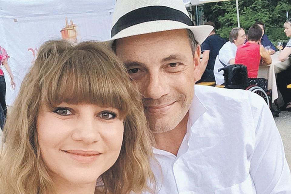 Матиас и Элис приглядывались друг к другу более трех лет. Фото: Личный архив