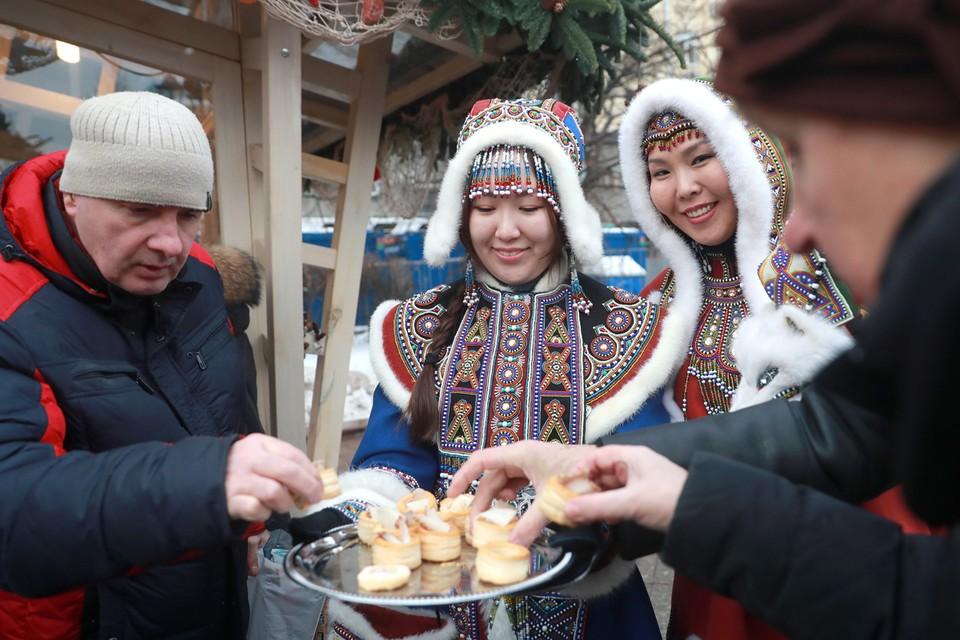 В Москве проходят Дни Дальнего Востока. Фото: Сергей Фадеичев/ТАСС