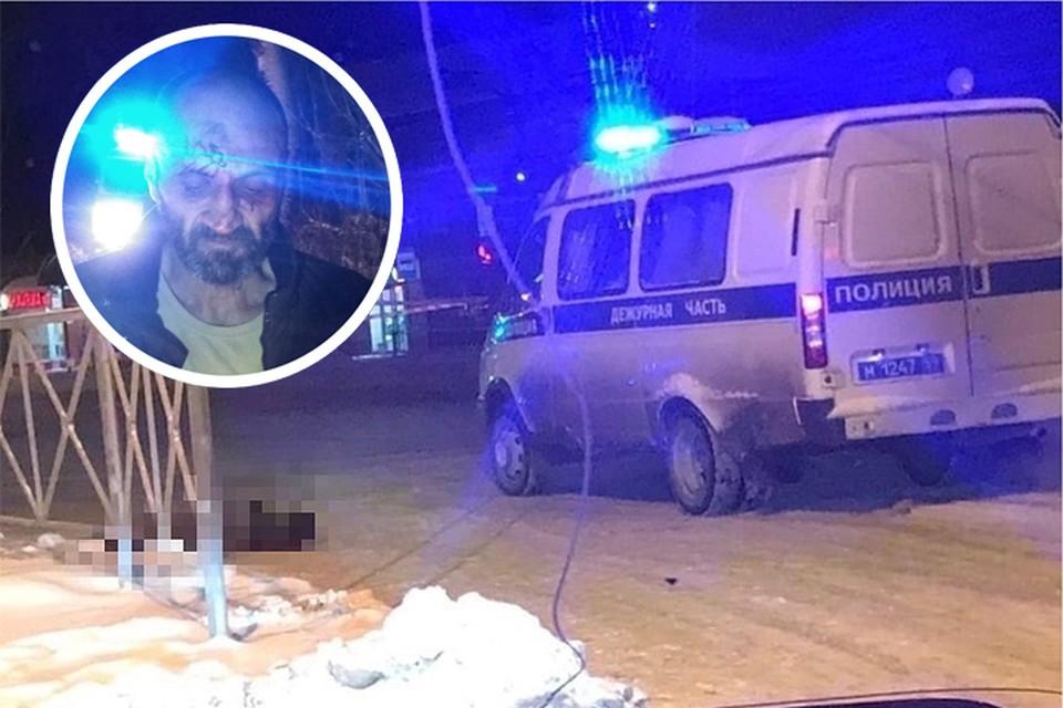 """Фото Дмитрия П. и фото с места, где он убил женщину. Снимки из группы """"Гайва Live"""""""