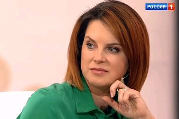 Папина копия: 40-летняя Ирина Слуцкая раскрыла подробности тайных родов и рассекретила пол ребенка