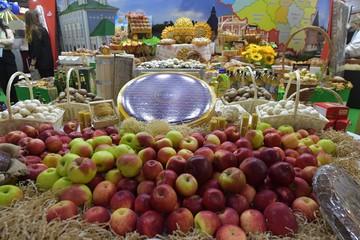 «Золотая осень»- 2019: Самое вкусное из всех регионов страны