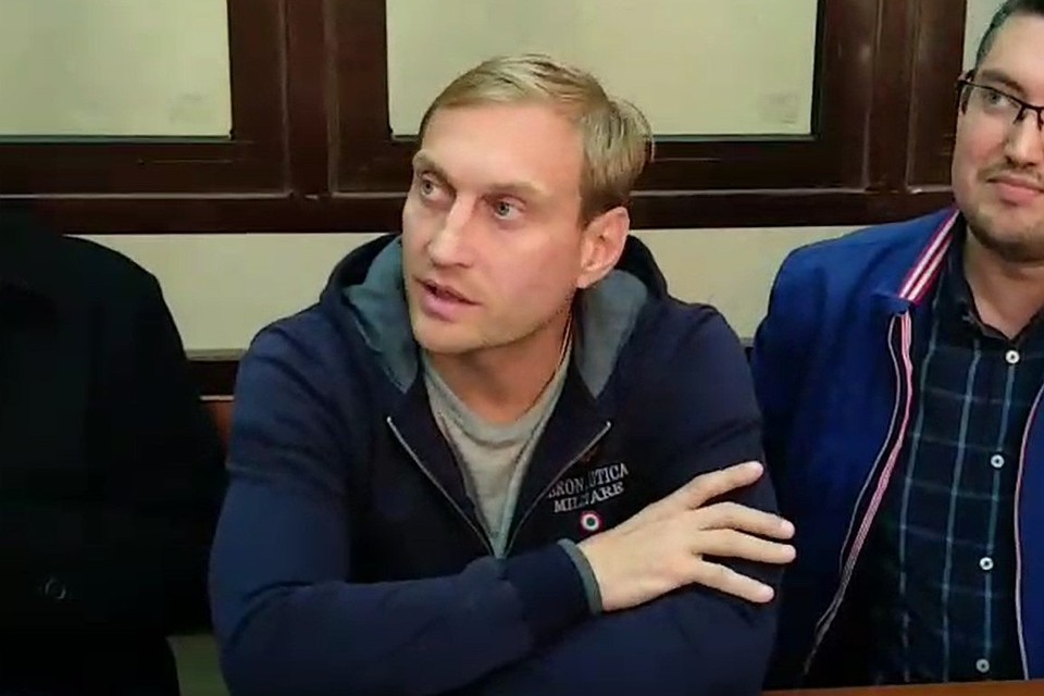 Сейчас Андрей Филонов находится в СИЗО