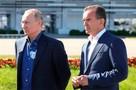Владимир Путин оценил работу губернатора Кубани Вениамина Кондратьева